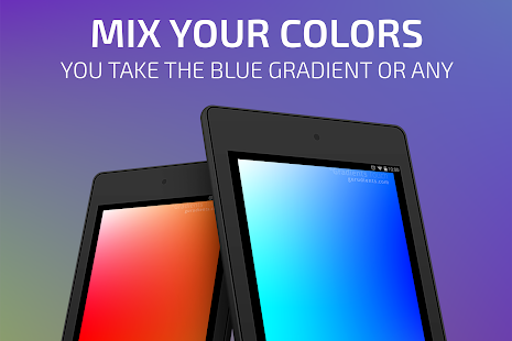 °Gradients Touch- screenshot thumbnail