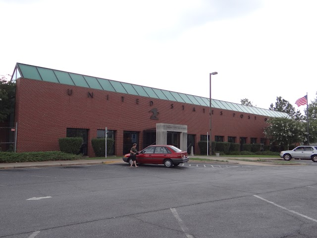 Statesville, NC post office