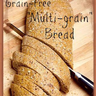 """Multigrain"" Grain-Free Paleo Bread"