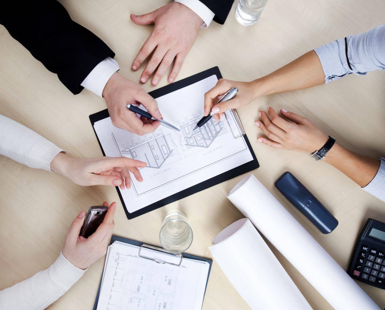 Advies voor Bedrijfshuisvesting