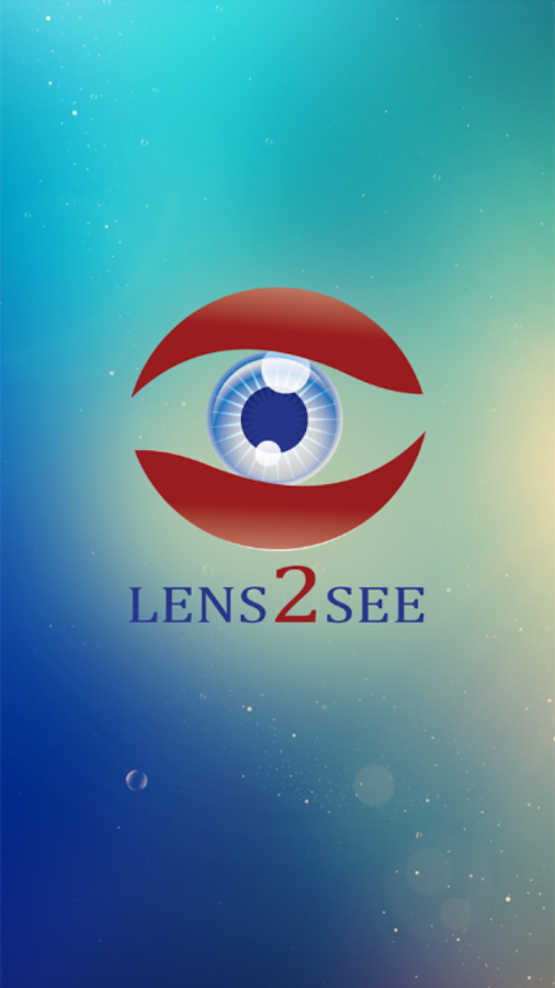 Lens2See- screenshot