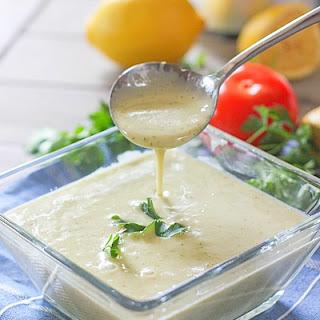 3 Minute Lemon Dijon Vinaigrette.