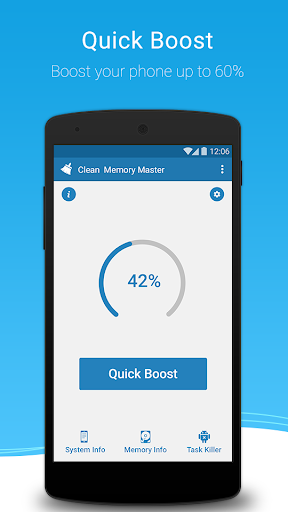 Clean Master - Memory Booster