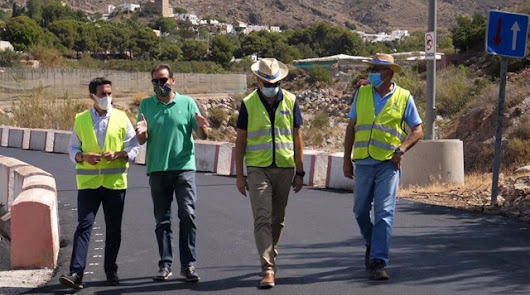 Vícar, Pulpí y Enix reciben 672.000 euros gracias al Plan de Caminos