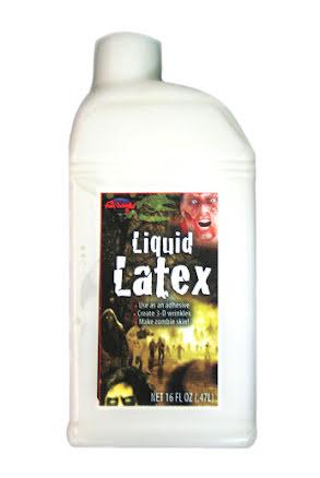 Flytande latex, 473 ml