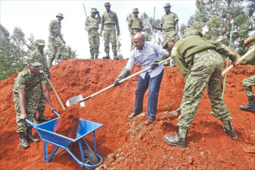 CID probes if NYS Deputy boss approved Sh695m payments