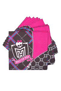Monster High, servetter