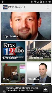 KTXS - News for Abilene, Texas - screenshot thumbnail