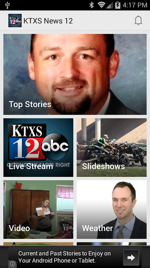KTXS - News for Abilene, Texas - screenshot