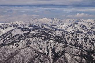 Photo: 自分にとってはもちろん過去最高の冬山レベルでした。