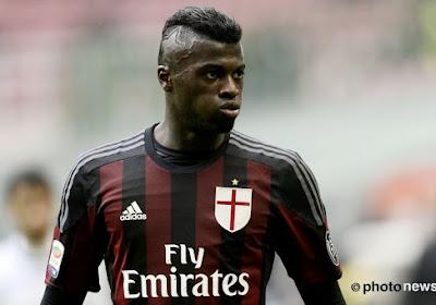 AC Milan is woedend op Mbaye Niang voor een vakantiestunt