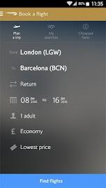 British Airways Screenshot 4