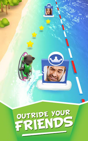 Talking Tom Jetski 1.0.1 screenshot 134291