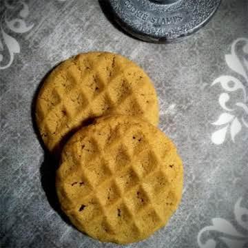 Cashew Butter Cookies