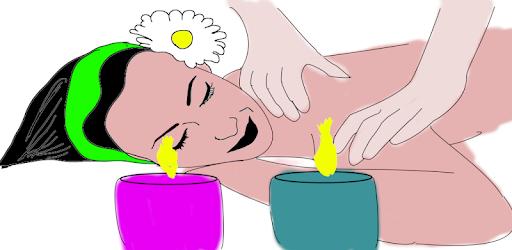 Massage finder application. Find nearest massage therapists on the google maps