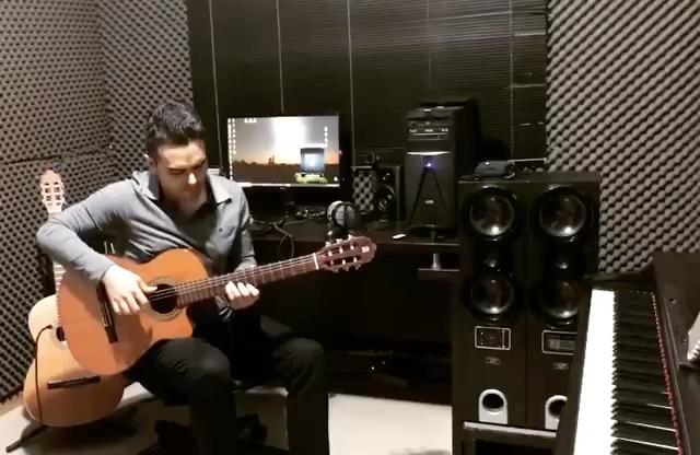 ترس شادمهر عقیلی فرزین نیازخانی گیتار