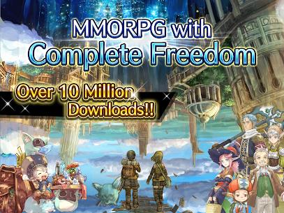 RPG Toram Online MOD (God Mode/Attack Speed) 1