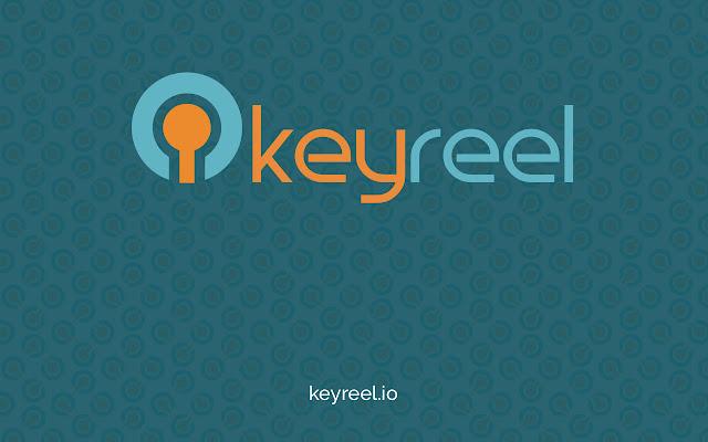 KeyReel Free Password Manager & Vault