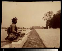 Photo: Versailles - (coin de parc)