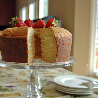 Back-to-School Pound Cake (Low Fat)