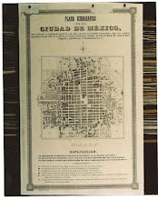 Photo: 1842 Ciudad de México Iconográfico