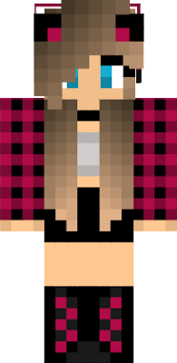 This is a perfect skin for girls for windows 10 edition beta minecraft for girls and hope you like it!