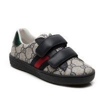 Gucci GG Supreme Trainer VELCRO KID