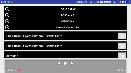 Gendang + Lagu Koplo 1.4 screenshots 2