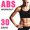 Abs Workout for Women - Lose Belly Fat Exercise icon