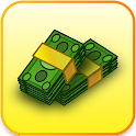 Kids Money Counter-market game icon