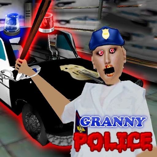 Scary granny Police: Horror Game 2019
