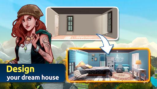 Holly's Home Design: Renovation Dreams filehippodl screenshot 4