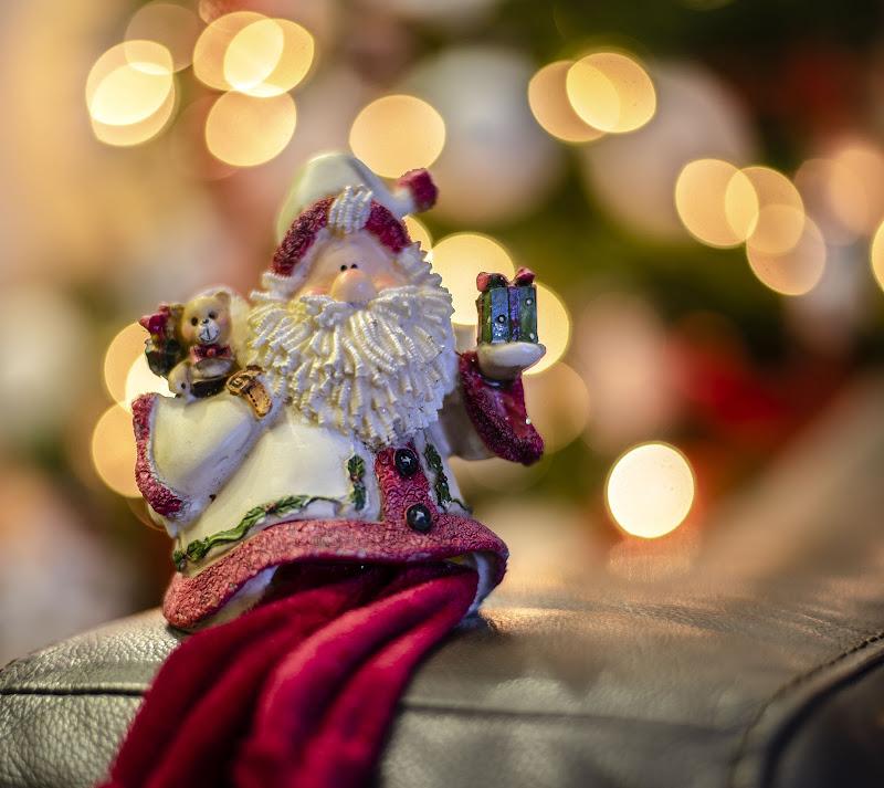 Santa Claus 2020 di akidelpre