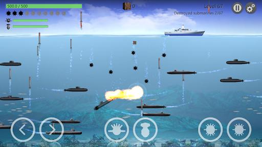 Sea Battle : Submarine Warfare screenshots 6