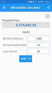 Property Calculators - náhled
