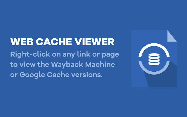 Web Cache Viewer