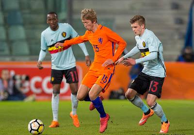 """Vlap: """"Natuurlijk droom ik van het EK in 2021 met Nederland!"""""""