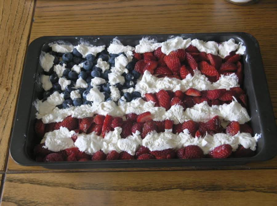4th Of July Pie Patriotic Pie Recipe | Just A Pinch Recipes
