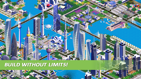 Designer City: building game APK screenshot thumbnail 7