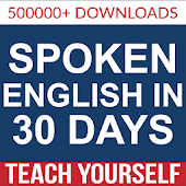 Spoken English in 30 days