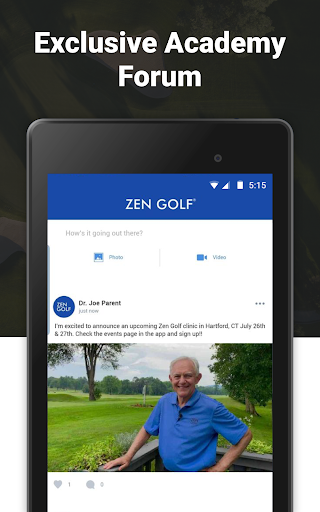 Zen Golf - screenshot