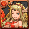 紅蓮の女帝・エキドナ