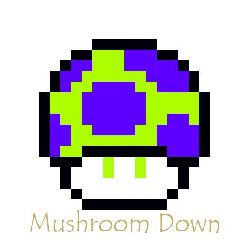 Mushroom Down