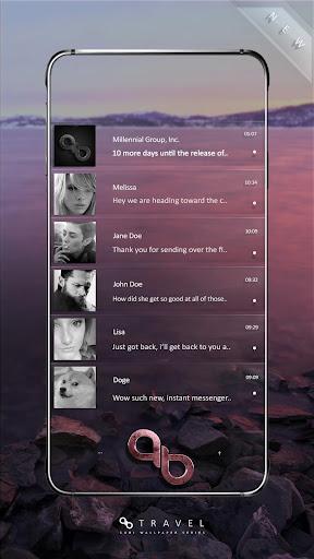 Travel QB Messenger screenshot 19