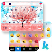 Spring Time for Kika Keyboard