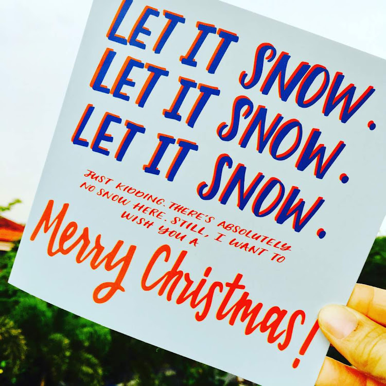 Let It Snow~ Let It Snow~ Let It Snow~ by Emma5