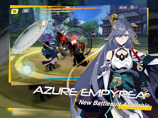Honkai Impact 3rd screenshot 9