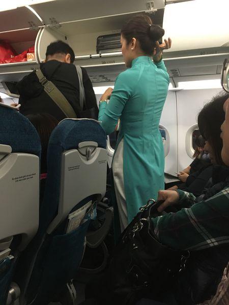 越南航空經濟艙評價