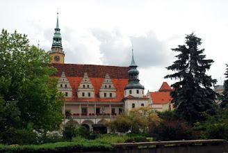 Photo: Ratusz w Brzegu