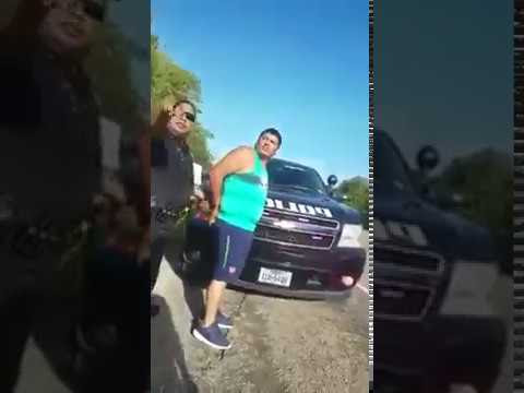 Woman asks why her undocumented husband is being arrested, 'not near the border'